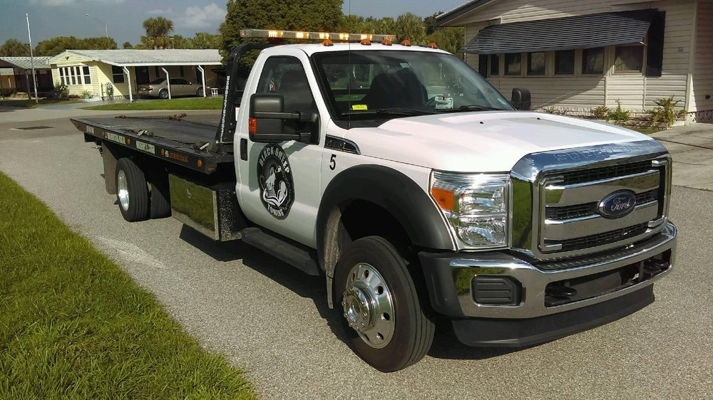 Towing business in Highland City, FL