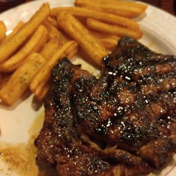 Photo Of Big Racks Steakhouse Canton Il United States Ribeye Steak