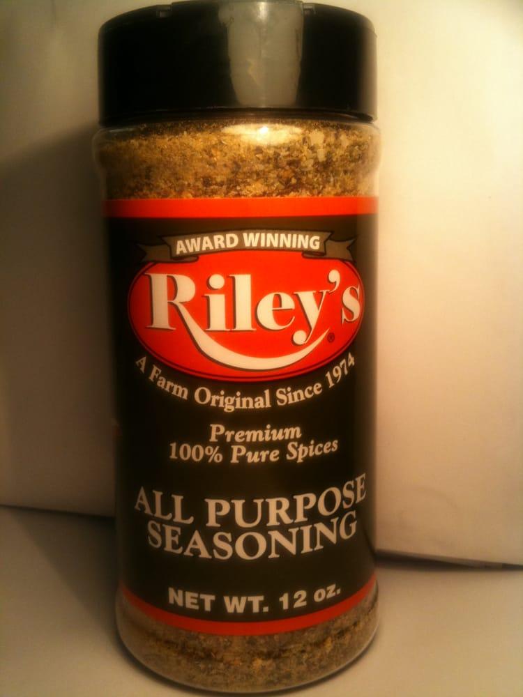Riley's Seasoning Inc.: Pittsfield, IL