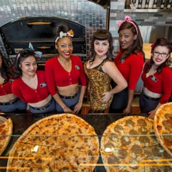 Las vegas pizza the strip