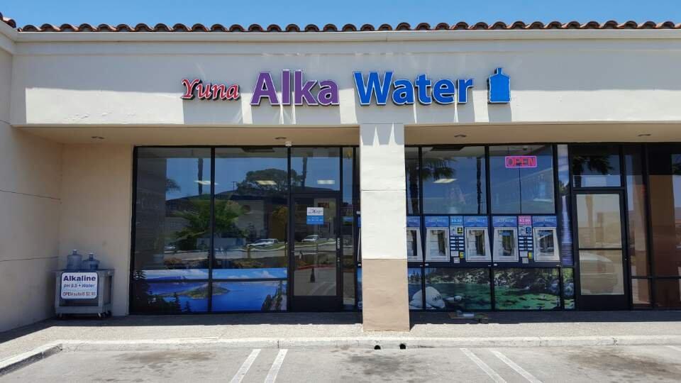 Alka Yuna Water: 24012 Avenida De La Carlota, Laguna Hills, CA
