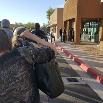 Photo Of Social Security   Glendale, AZ, United States. Line At 8: