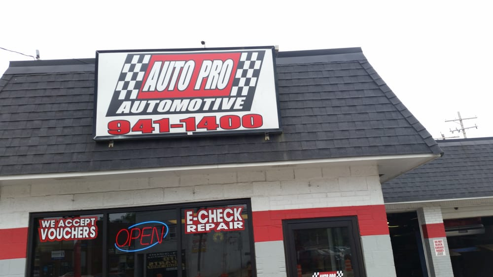 Auto Pro Automotive Bilreparation 12325 Lorain Ave