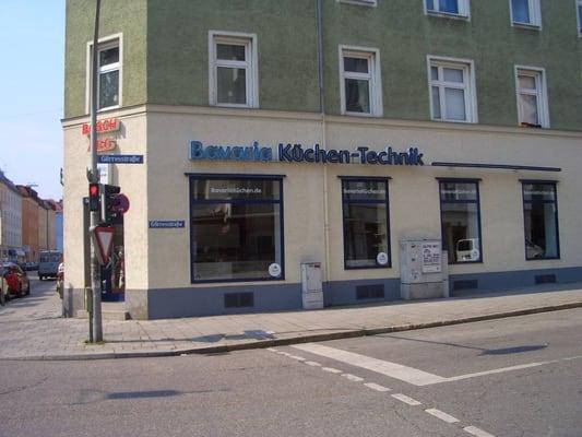 Bavaria Kuchen Technik Kitchen Bath Schleissheimer Str 67