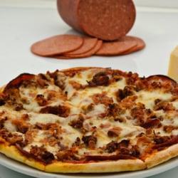 santa lucia pizza 11 photos pizza 2029 portage ave. Black Bedroom Furniture Sets. Home Design Ideas