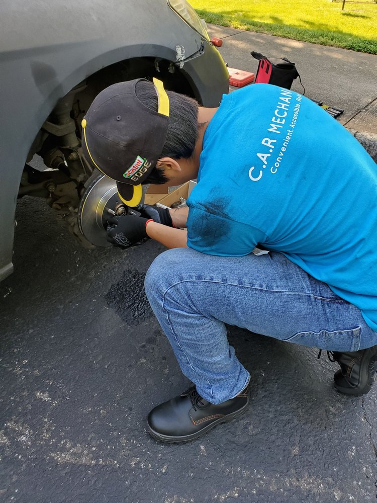C.A.R. Mechanics Crew: Lynchburg, VA
