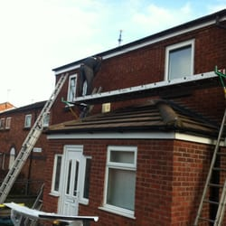Elegant Photo Of North Star Roofing   Leicester, United Kingdom. Putting The  Finishing Touchu0027s To