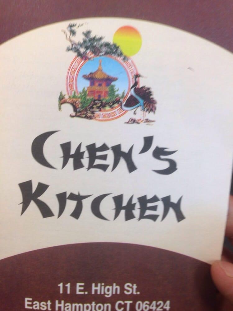 Chen S Kitchen East Hampton Ct