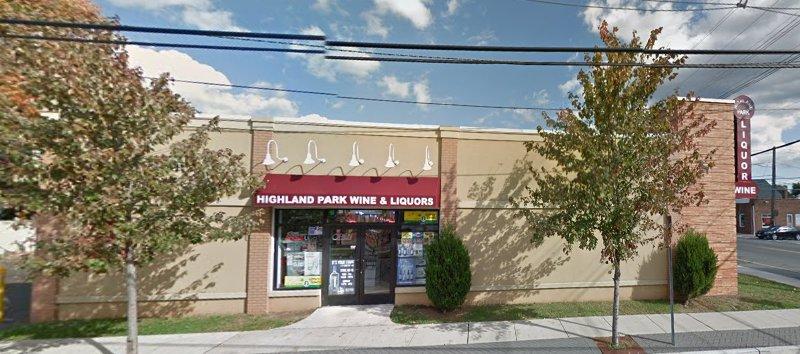Highland Park Wine And Liquors: 97 Woodbridge Ave, Highland Park, NJ
