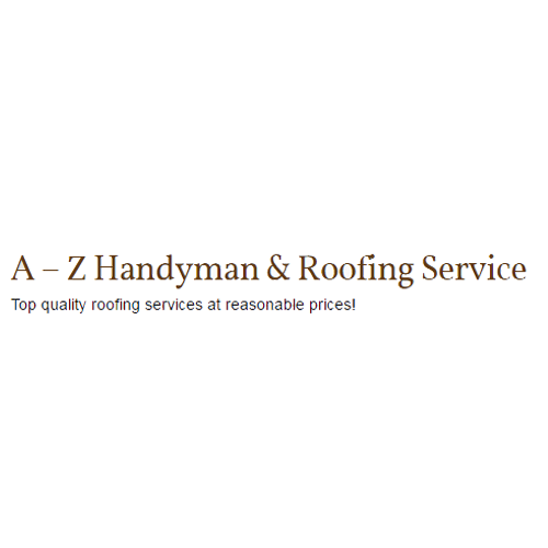 A-Z Handyman & Roofing