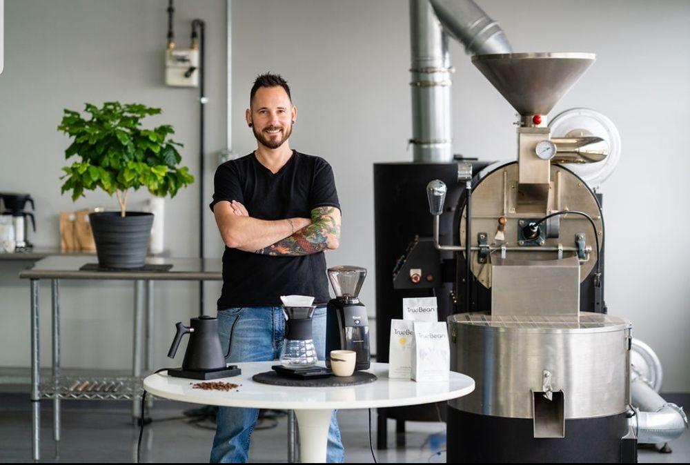 TrueBean Coffee: 183 E Ave, Lockport, NY