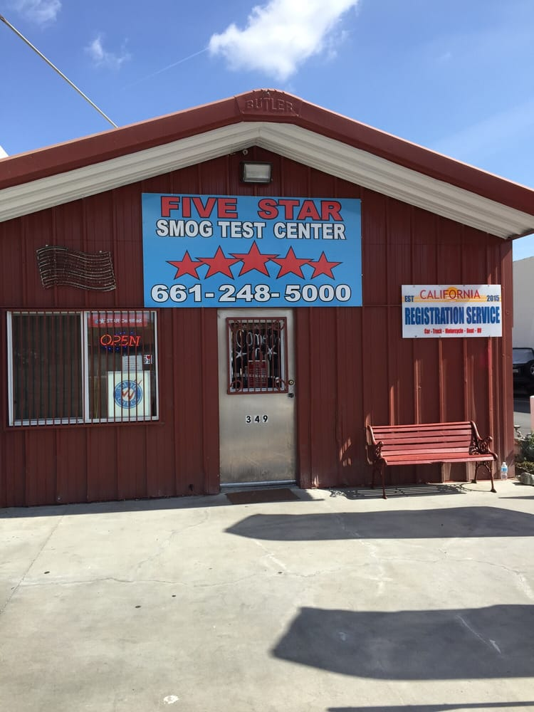 Aaa Auto Club Near Me >> Five Star Smog Test Center - 11 Photos - Smog Check ...