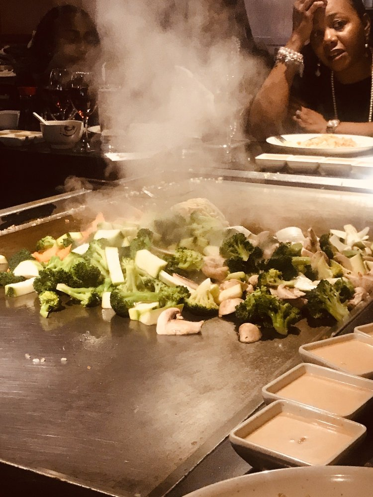Douglasville Wasabi Sushi & Hibachi Restaurant: 9436 Hwy 5, Douglasville, GA