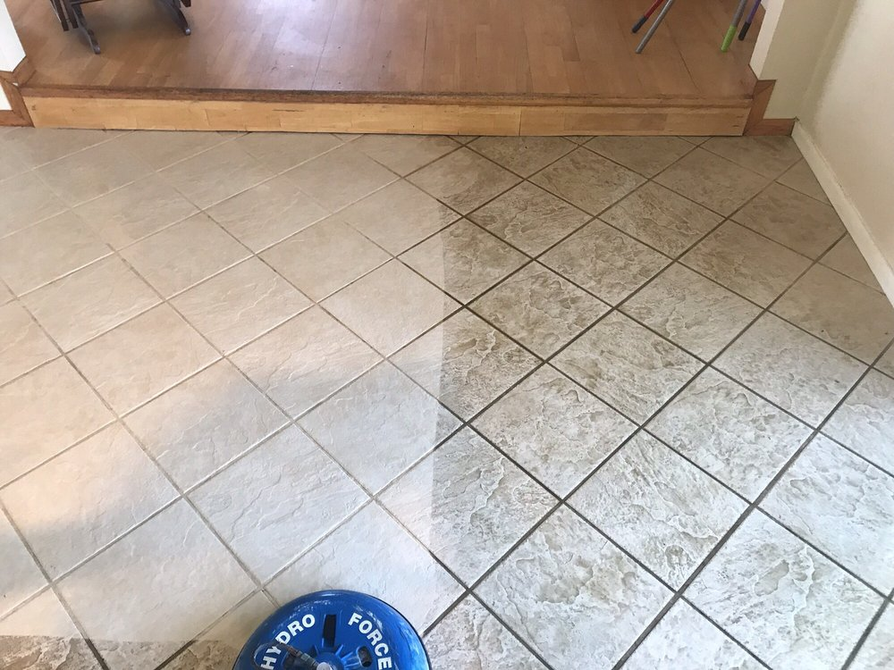 Dry Or Steam Carpet and Tile Cleaning