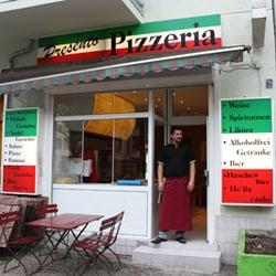 pizzeria presento st ngt pizza danziger str 144 prenzlauer berg berlin tyskland. Black Bedroom Furniture Sets. Home Design Ideas