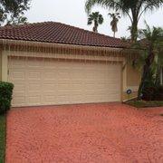Our Job Photo Of Garage Door Pros   Broward County, FL, United States.