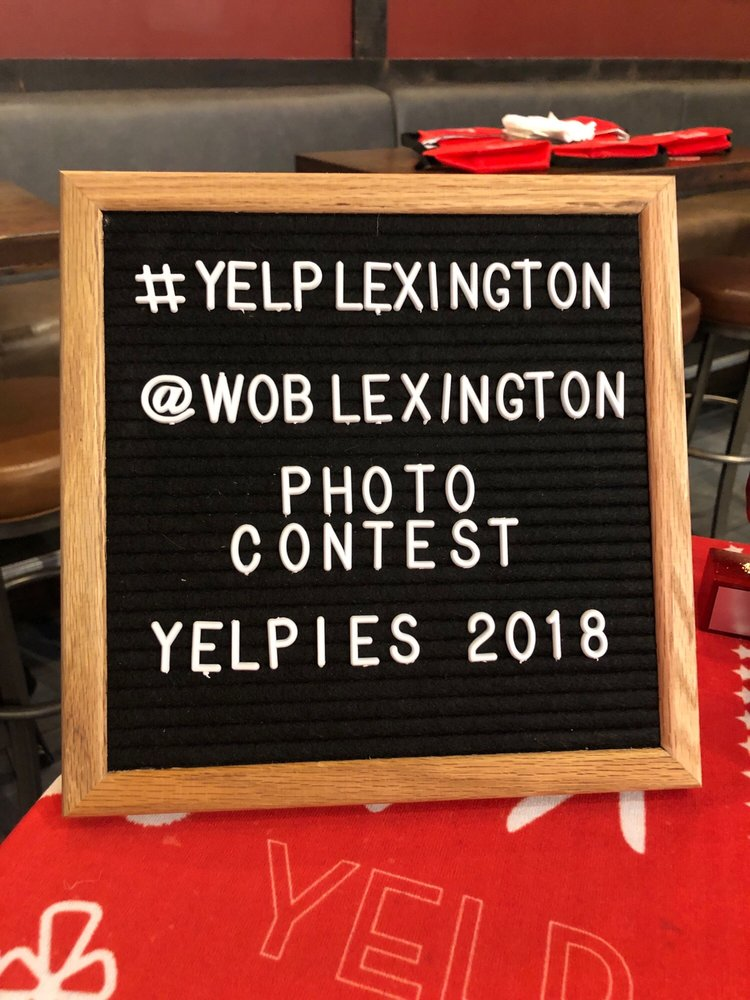 The Yelpies 2018: World Of Beer In The Summit, Lexington, KY