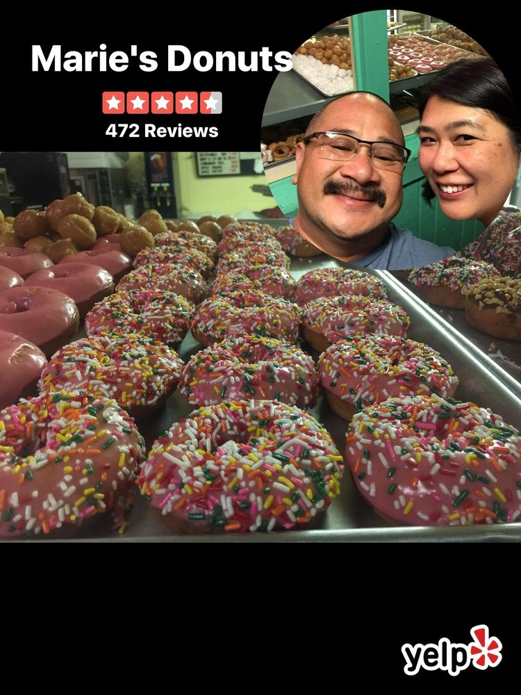 Marie's Donuts
