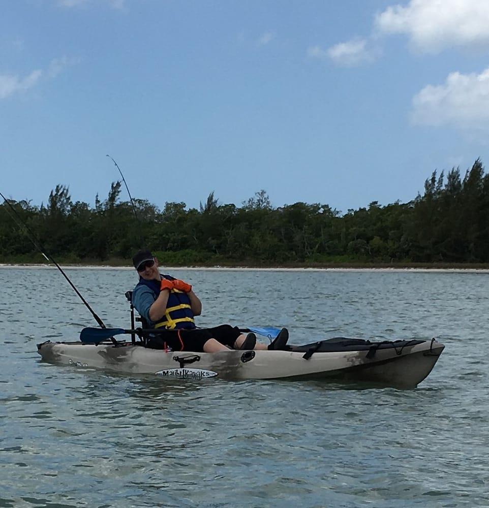 Florida kayak adventures 6017 pine ridge rd naples fl for Kayak fishing tournaments near me