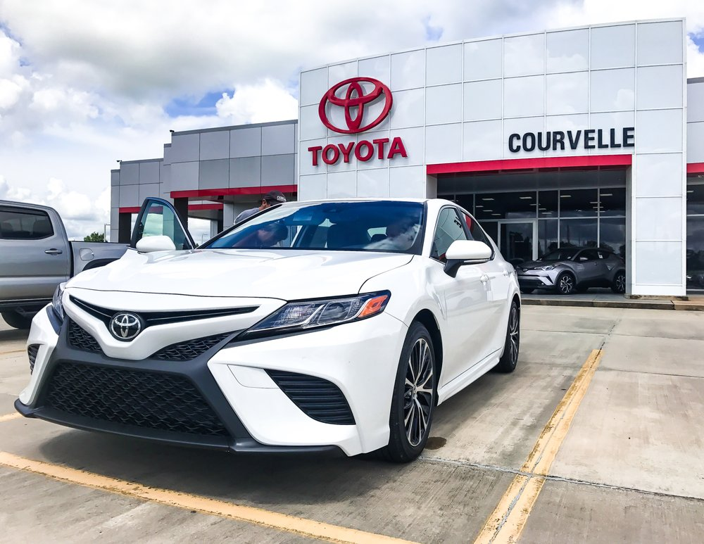 Courvelle Toyota: 4127 I-49 South Service Rd, Opelousas, LA