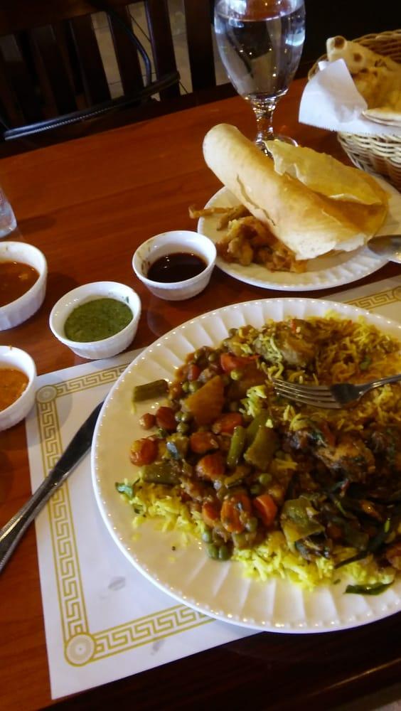 Mint Leaf Indian Restaurant Smyrna Ga
