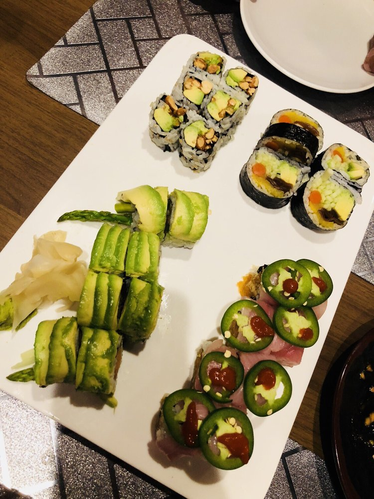 Wasabi Sushi & Asian Fusion