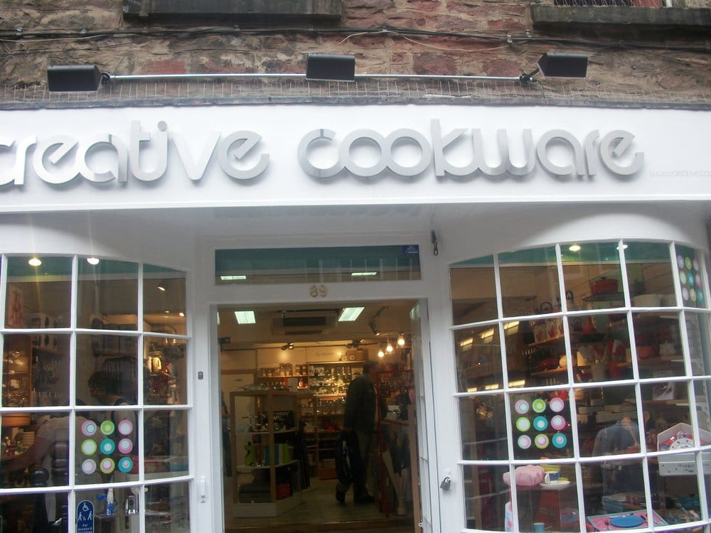 Creative cookware kitchen bath 89 rose st new town for O kitchen edinburgh