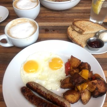 La Brea Bakery Cafe Review