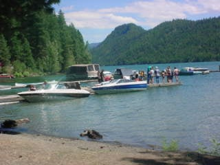 Photo Of Silver Beach Resort Naches Wa United States Marina On Rimrock