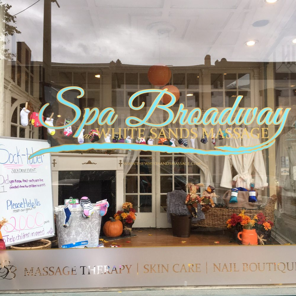 Spa Broadway at White Sands: 453 Broadway, Troy, NY