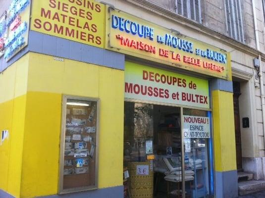 maison de la belle literie 128 boulevard chave le camas marseille 05 bouches du rh ne. Black Bedroom Furniture Sets. Home Design Ideas