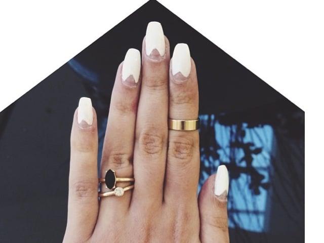 Photo Of Wow Nails Day Spa Fairfax Va United States White