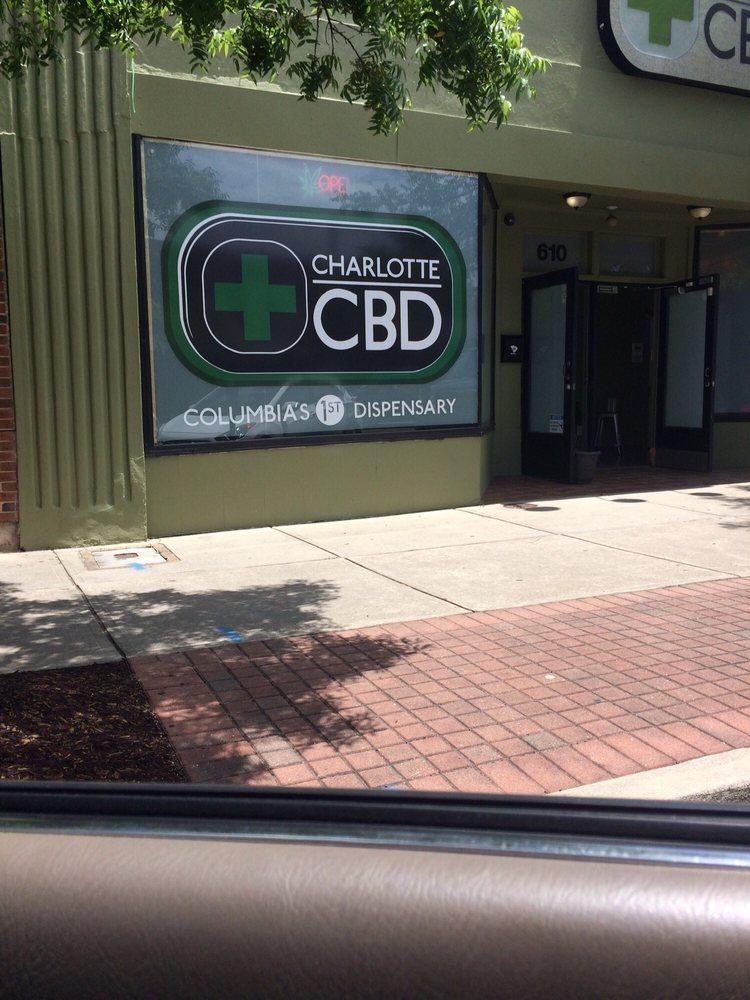 Charlotte CBD - Columbia: 610 Harden St, Columbia, SC