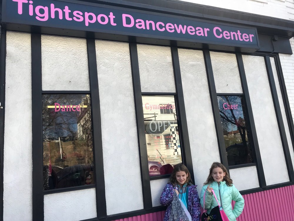 Tightspot Dancewear Center
