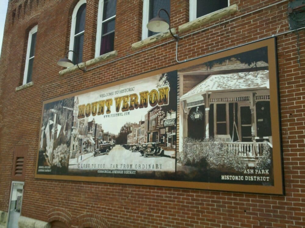 City of Mount Vernon: Mount Vernon, IA