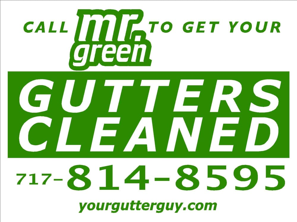 Mr Green Gutter Cleaning: 5367 Lincoln Hwy, York, PA