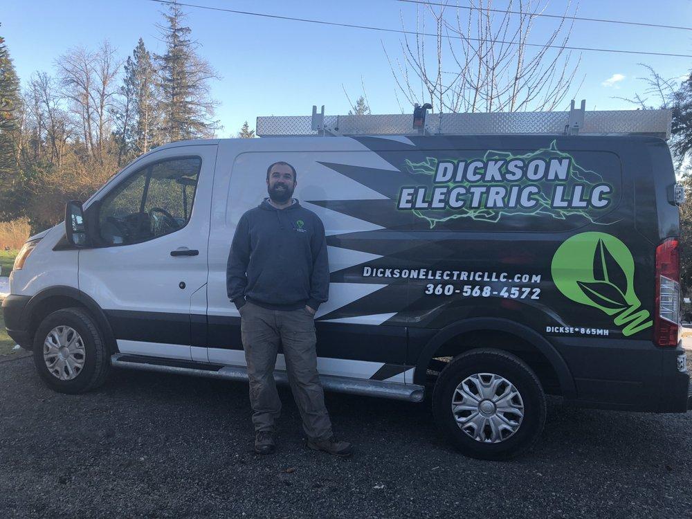 Dickson Electric: 5815 163rd Ave SE, Snohomish, WA