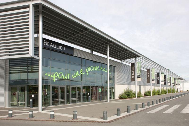 Centre commercial beaulieu pour une promenade for Poitiers centre commercial