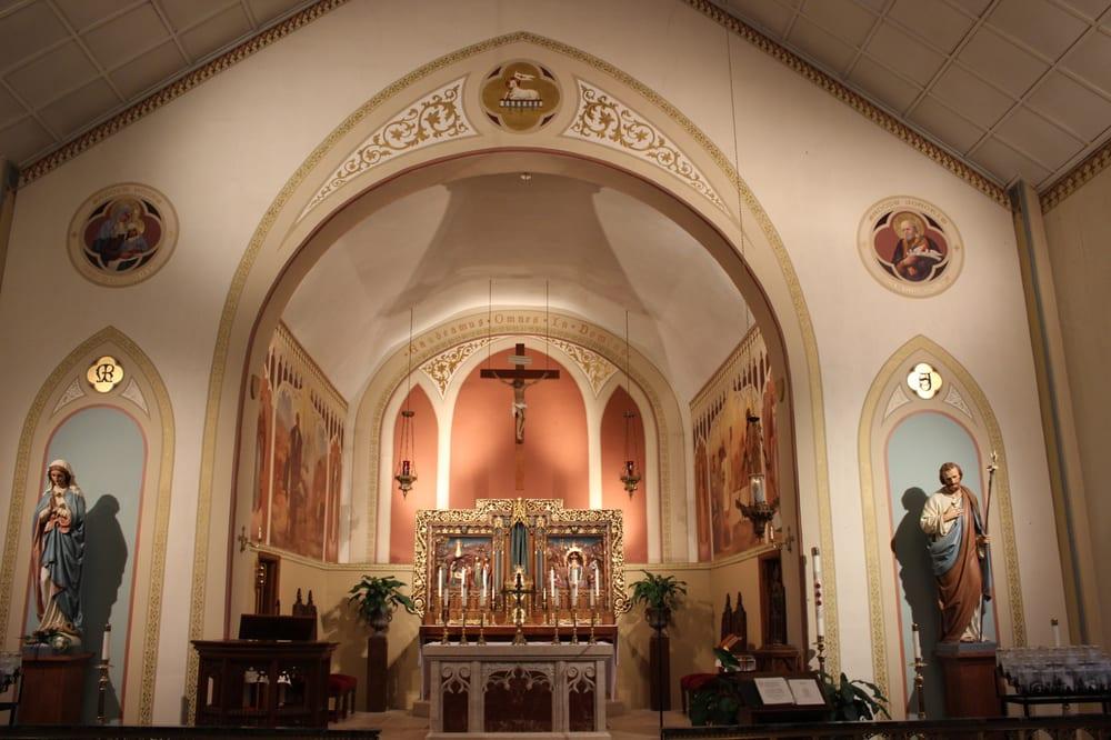 St Anns Hampton Roman Carholic Church: 3 Church St, Hampton, NJ