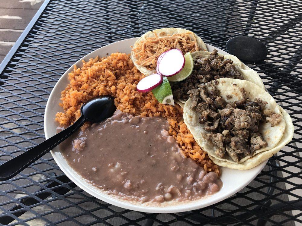 Tacos El Rey Taqueria: 1571 Yonezawa Blvd, Moses Lake, WA