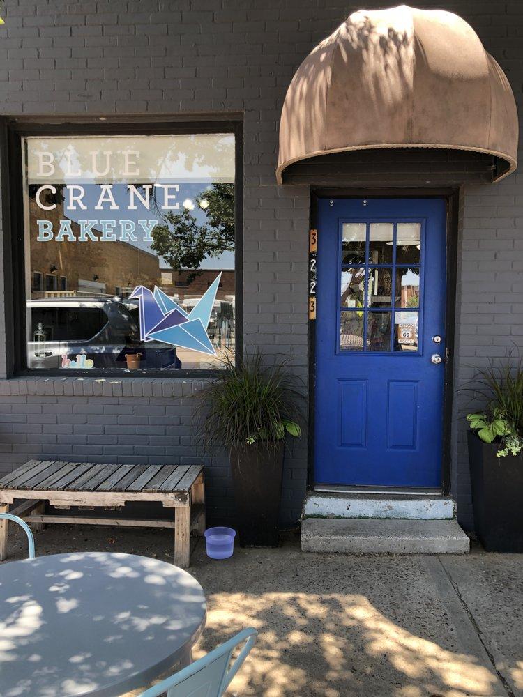 Blue Crane Bakery: 3223 6th Ave, Amarillo, TX