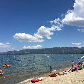 Photo Of El Dorado Beach South Lake Tahoe Ca United States When