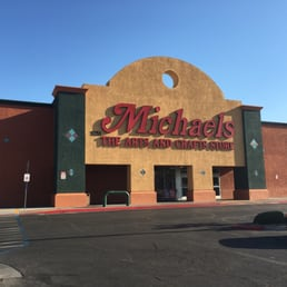 Michaels 27 photos 37 reviews arts crafts 1251 s for Arts and crafts las vegas
