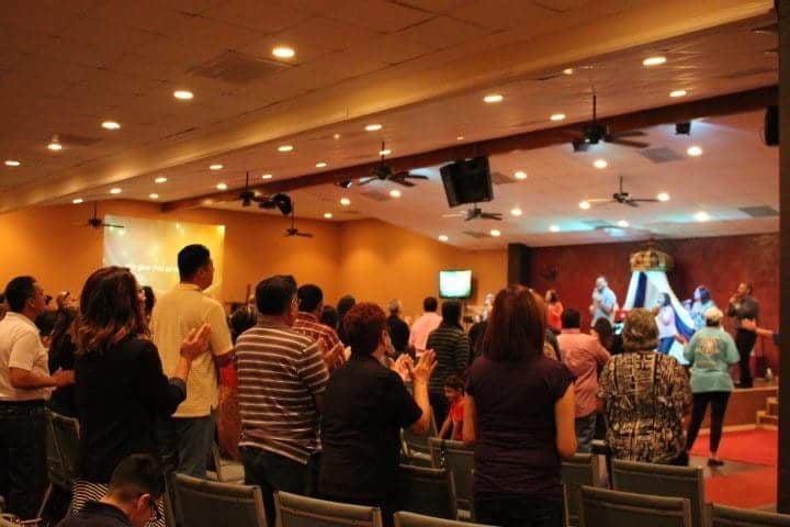 Tower of Refuge Church: 2303 Wehring Rd, Rosenberg, TX