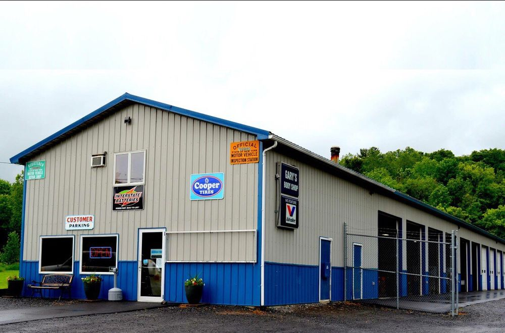 Gary's Body Shop: 1446 State Route 38, Moravia, NY