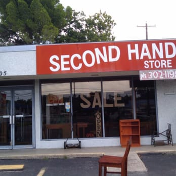 Photo Of Second Hand Store   Austin, TX, United States. Store Front