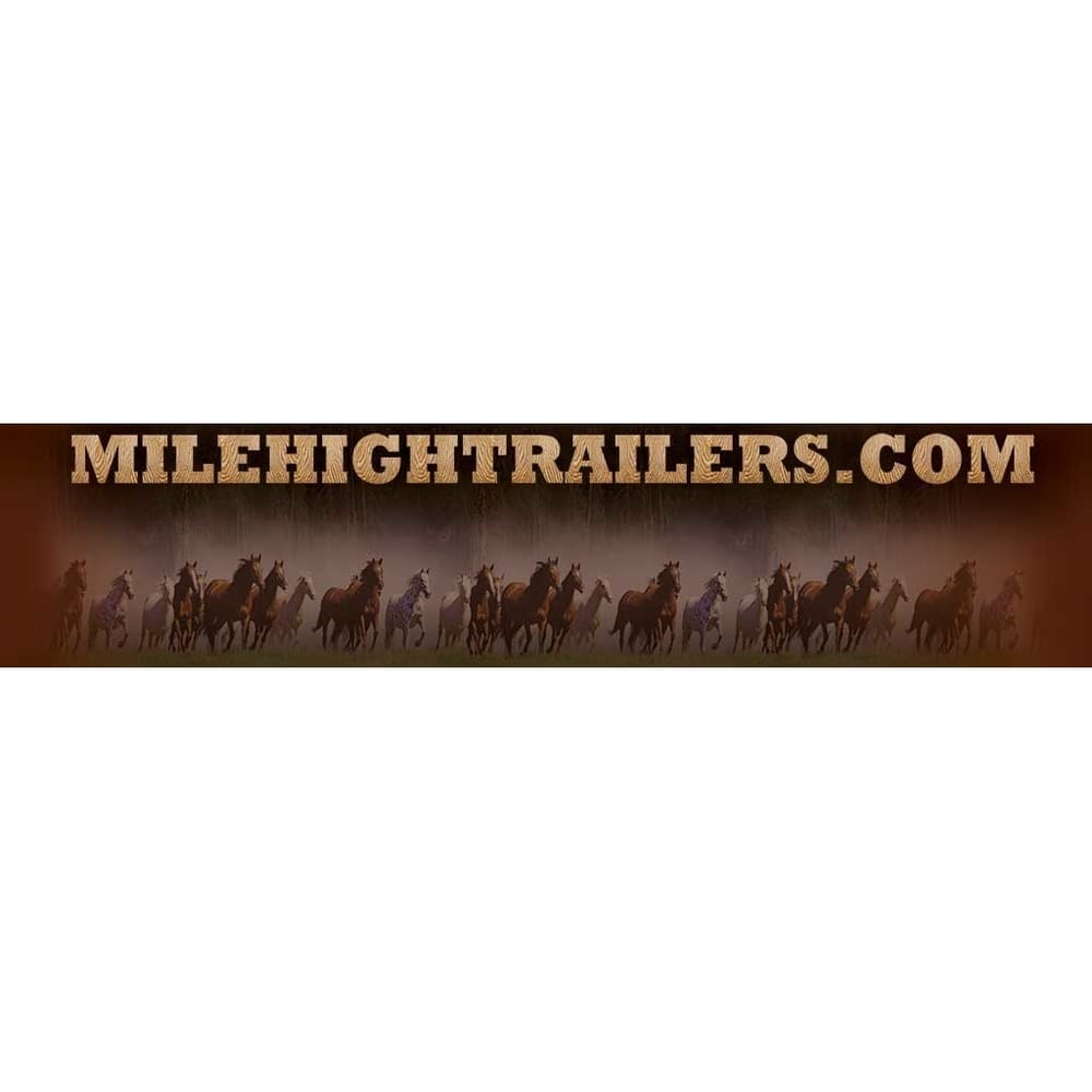 MileHighTrailers: 610 Comanche St, Kiowa, CO