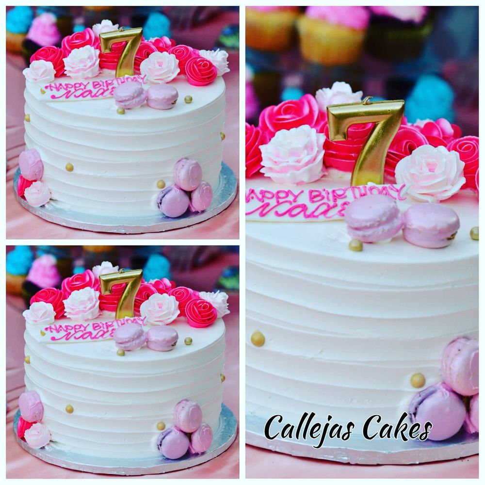 Callejas Cakes: 732 S Madera Ave, Kerman, CA