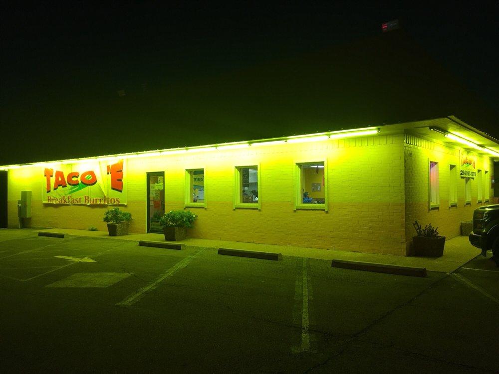 Tacote Breakfast Burritos: 503 SW Big Bend Trl, Glen Rose, TX