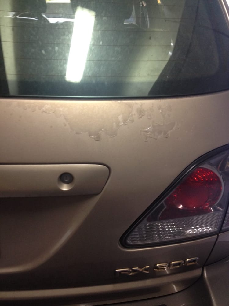 This Is How The Cheap Paint Job Repair Done Before I